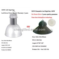 NEW Dimmable LED High Bay--GK415-100W
