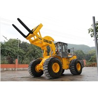 New stone forklift wheel loader for sale from manufacturer 20 tons XJ968-20D