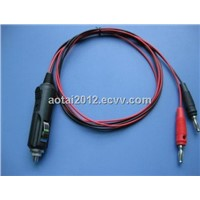 OBD to cigarette lighter cable,Cigar cable