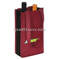 OEM/ODM avaiable non woven bottle bag