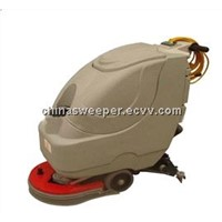 OM-Smart 450E  Floor Scrubber with Wire