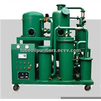 Old transformer oil regeneration system remove free,soluble water, carbon, free and dissolved gases