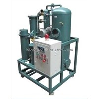 PLC Auto-operation Insulating Oil Purifier, Fully-Automatic Double Stage Vacuum pump