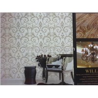 PVC raw paper wallpaper