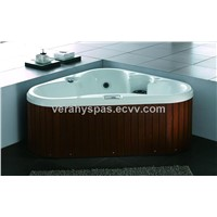 PVC skirt bathtub for outdoor or indoor