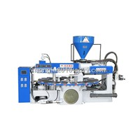 Automatic PVC Sole Injection moulding Machine