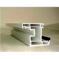 PVC window profile for frame