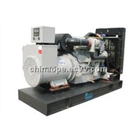 Perkins rated power 80kw/100kva diesel generator
