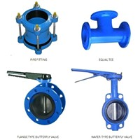 Cast Iron Pipe Fitting Castings