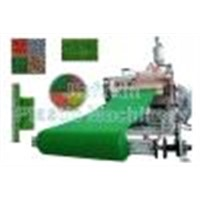 Plastic Grass Mat Extrusion line