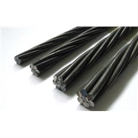 Prestressed concrete strand of epoxy pc strand