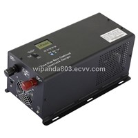 Pure sine wave inverter charger I-P-TPI 1000W