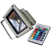 RGB LED Flood Light 30w(SC-FL-RGB-30W)