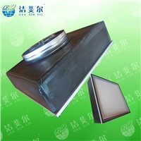 Replaceable ceiling type hepa air filter
