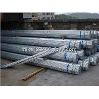 Round Carbon Steel Pipe