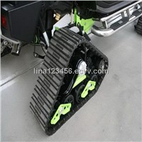 Rubber Track for atv snow track