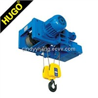 SHA Low Headroom Wire Rope Hoist