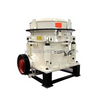Self adjustable crusher machine