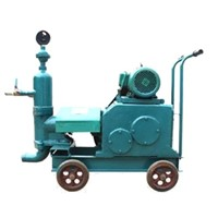 Single Cylinder Piston Grout Pump
