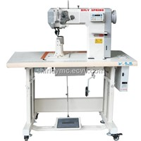 Single Needle Direct Drive Postbed Automatic Thread Cutting,Backtacking,Presser Lift Sewing Machine
