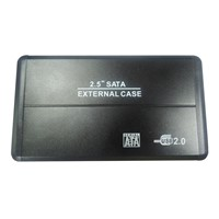 Slim usb 2.0 sata hard disk enclosure 2.5 for hard disk drive