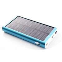Solar Mobile Charger with LED torch(K8501)
