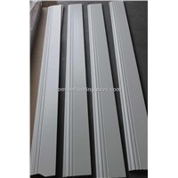 Solid Wood Baseboard/Wood Moulding/Wood Skirting