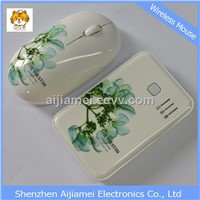 Special Featured USB Optical Wireless Mouse 2.4g