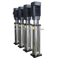 Stainless Steel Centrifugal Vertical Multistage Pump