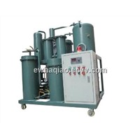 Stainless steel gear-box compressor oil filtrating machine dewatering,removing particle,high quality