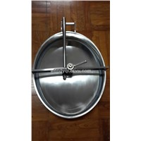 Standard Stainless steel manhole cover SS304/SS316
