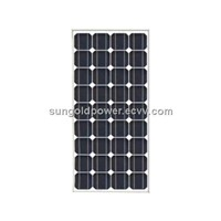 Sun Gold Power 100W Monocrystalline Solar Panel module