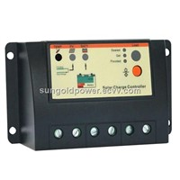 Sun Gold Power 10A Solar Charge Controller Regulator 12/24V With Lighting and Timer Sensor
