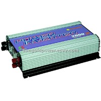 Sun Gold Power 2000W Peak 4000W DC to AC Stackable Power Inverter