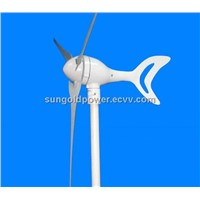 Sun Gold Power 400W Wind Turbine Generator 12V DC or AC output optional