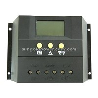 Sun Gold Power 50A PWM LCD Display Solar Charge Controller 12V/24V/48V Automatic Regulator