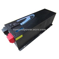 Sun Gold Power 6000W Peak 18000W  Pure Sine Wave Inverter With Charger  LCD Screen