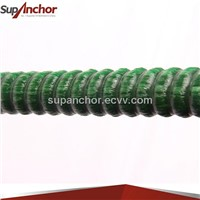SupAnchor mine roof support chemical Self-Drilling FRP rock anchor bolt