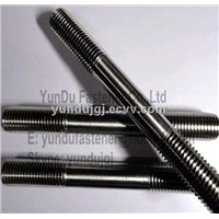 Supply Stud Bolt/ Screw Rod/ Double End Stud Bolts Carbon Steel Material