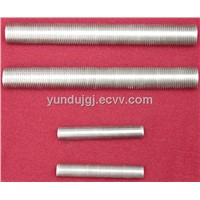 Supply UNC/BSW Fully Threaded Rod/Partial Threaded Rod From YunDu Fastener Factory