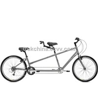 TREK Town T 900  Double-Saddle 2-Person Bike Bicycle