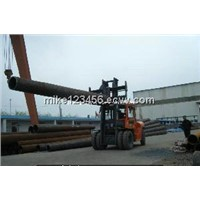 Tapered Steel Pipes/Tapered Tubes /Conical Pipes