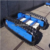 The best small machine rubber track