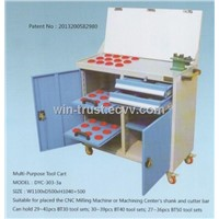 Tool Cabinet for Machining Center