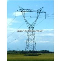Transmission Line Tower (Angle steel tower)