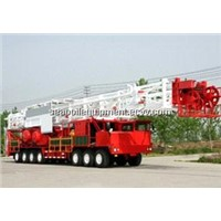 Truck-mounted Rig, Drilling Rig