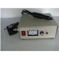 Ultrasonic gsm non-woven ribbon fabric cutter