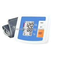 Upper Arm Blood Pressure Monitor U80BH