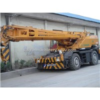 Used  Rough Terrain Crane,Tadano TG-350E,Tadano 35t Good Condition