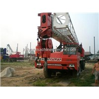 Used Truck Crane ,TADANO TG-1200E-5,Tadano 120ton,  In Good Condition